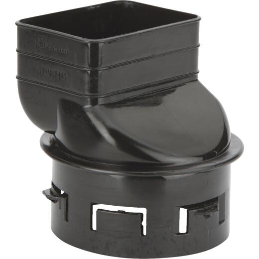 NDA Prinsco 2 In. X 3 In. X 3 In. Or 4 In. Offset Downspout Adapter