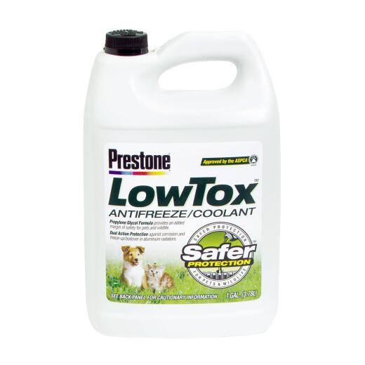 Prestone LowTox Gallon Concentrate -54 F to 225 F Automotive Antifreeze