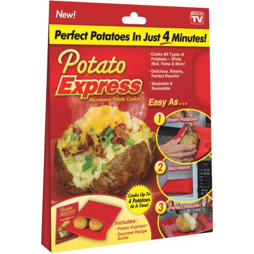 Potato Express Microwave Steamer