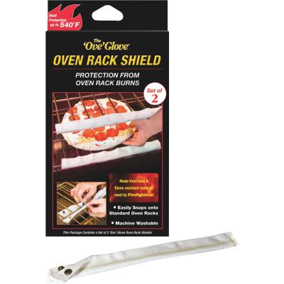 Ove Glove 6 In. x 11 In. Oven Rack Shield (2-Count)