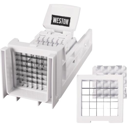 Weston Plastic French Fry Cutter Slicer & Vegetable Dicer
