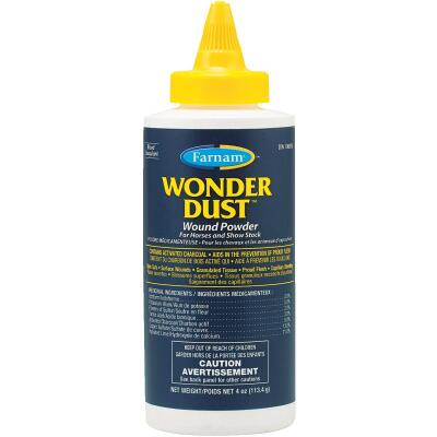 Farnam Wonder Dust 4 Oz. Wound Dressing Powder